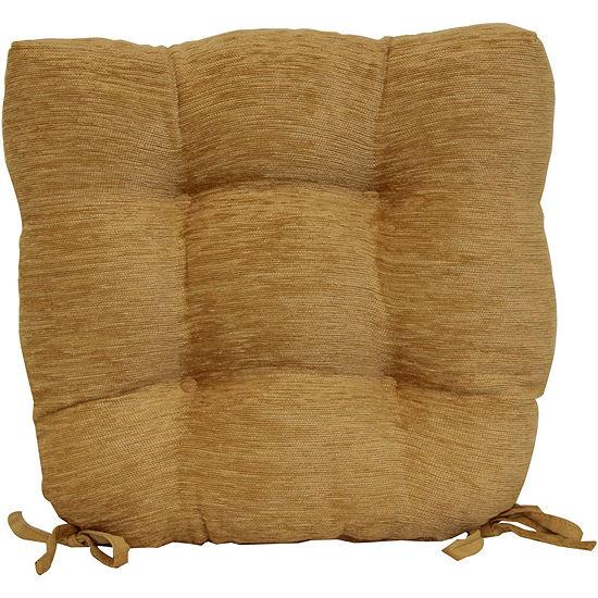 Chenille Chair Cushion
