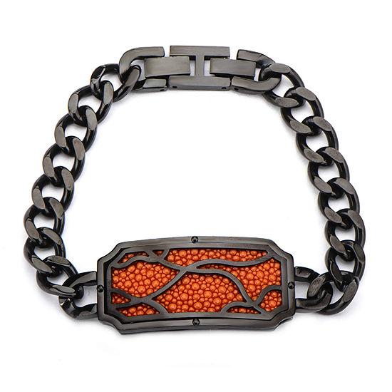 Stainless Steel Frame Bracelet