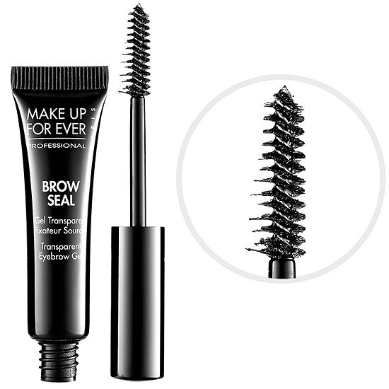 MAKE UP FOR EVER Brow Seal Transparent Eyebrow Gel