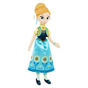 Disney Collection Frozen Fever Anna Plush Doll