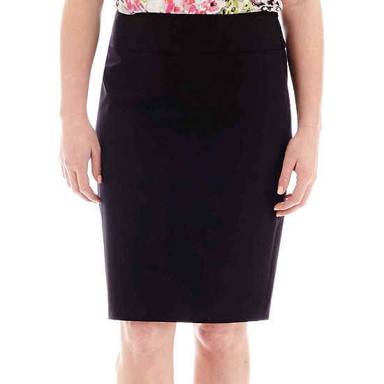Liz Claiborne® Essential Pencil Skirt