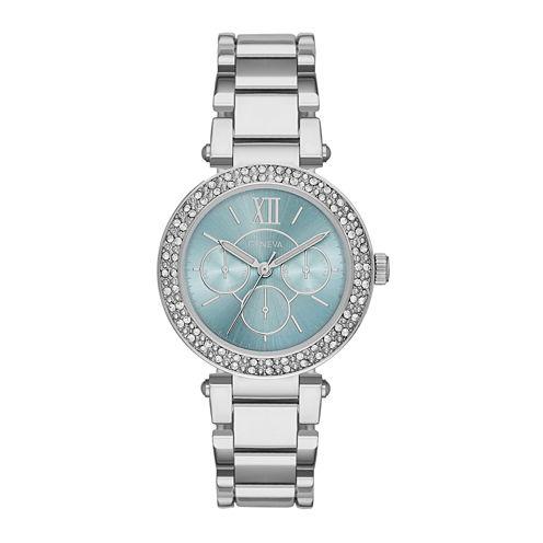 Geneva Womens Blue Dial Watch