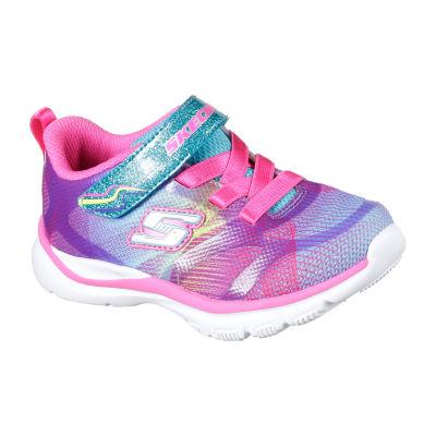 Skechers Trainer Lite Girls Sneakers - Toddler