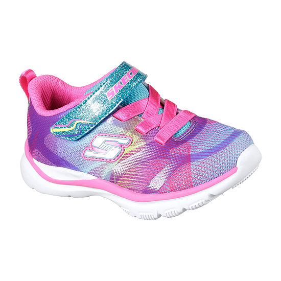 Skechers Trainer Lite Girls Sneakers - Toddler - JCPenney 14ee45fb51ac