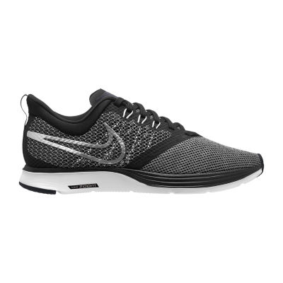 Nike Zoom Strike Womens Running Shoes Lace-up