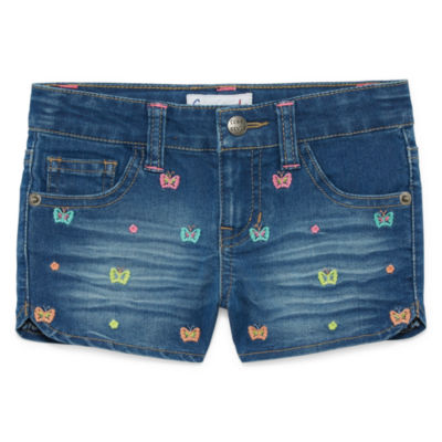 Freestyle Revolution Denim Shorts - Preschool Girls