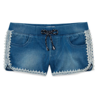 Freestyle Revolution Girls Denim Short - Preschool