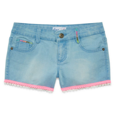 Freestyle Revolution Girls Denim Short - Big Kid