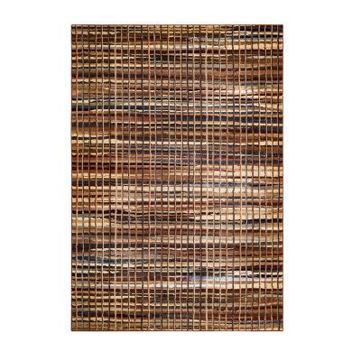 Rizzy Home Bennington Collection Florence Stripe Area Rug