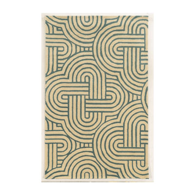 Rizzy Home Julian Pointe Collection Lacey PatternArea Rug