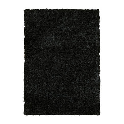Rizzy Home Kempton Collection Bella Solid Area Rug