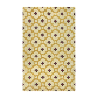 Rizzy Home Opus Collection Abby Geometric Rug