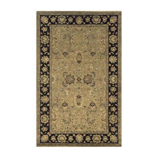 Rizzy Home Shine Collection Anna Oriental Area Rug