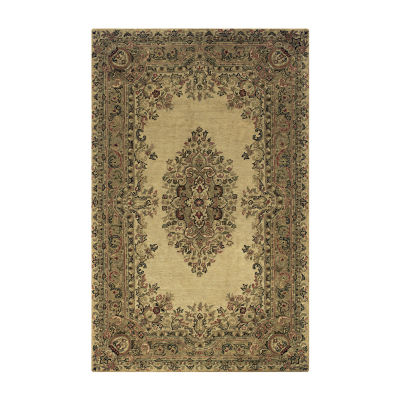 Rizzy Home Shine Collection Willow Oriental Area Rug