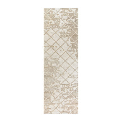 Rizzy Home Idyllic Collection Acelynn Hand-TuftedAbstract Rug
