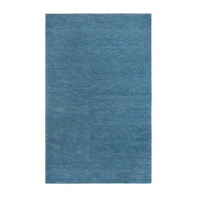 Rizzy Home Fifth Avenue Collection Zaida Solid Hand-Tufted Area Rug