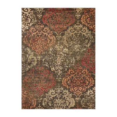 Rizzy Home Millennium Star Collection Archie Power-Loomed Wool Rug