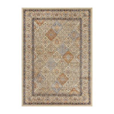 Rizzy Home Millennium Star Collection Cleo Power-Loomed Wool Rug