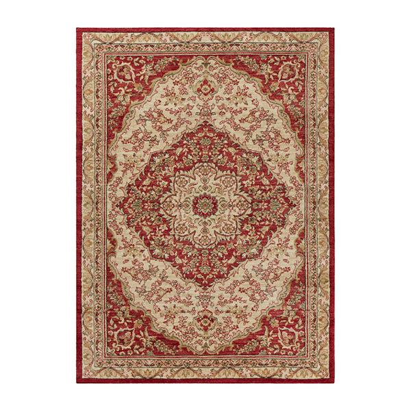 Rizzy Home Millennium Star Collection Eli Power-Loomed Wool Rug