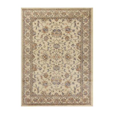 Rizzy Home Millennium Star Collection Gus Power-Loomed Wool Rug