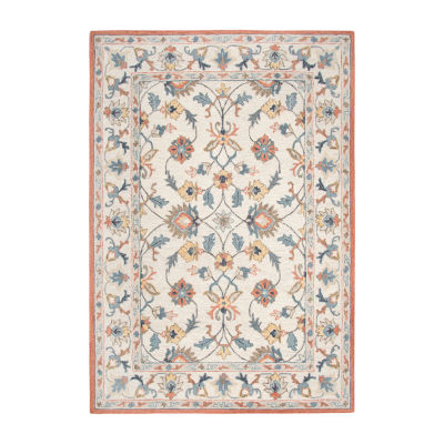 Rizzy Home Arden Loft-Sandhurst Collection GianniHand-Tufted Floral Area Rug
