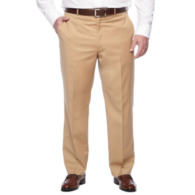 Stafford Travel Stretch Classic Fit Suit Pants - Big and Tall