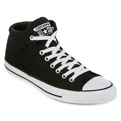 Converse Chuck Taylor Al Star Hi Street High Top Mens Sneakers