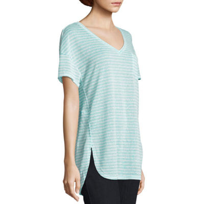 a.n.a Short Sleeve Pocket Tee