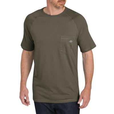 Dickies Short Sleeve Crew Neck T-Shirt - Big & Tall