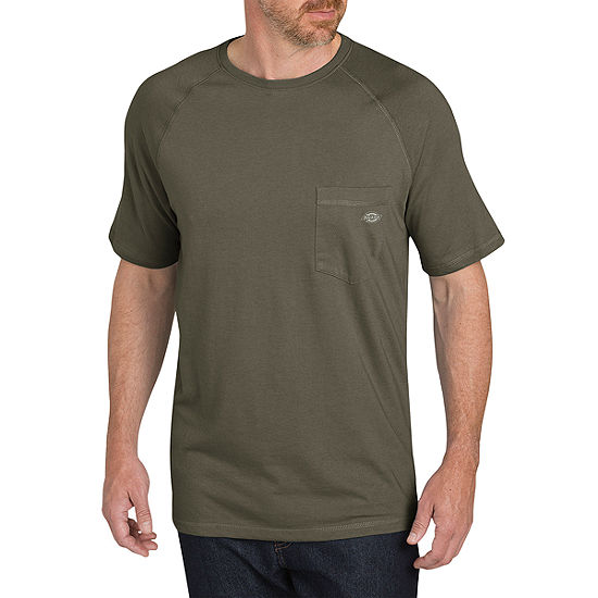 Dickies® Temp-iQ™ Performance Cooling Short Sleve T-Shirt - Big