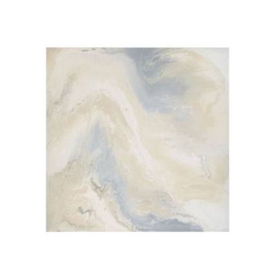 Madison Park Marble Mist Glass Coat Canvas
