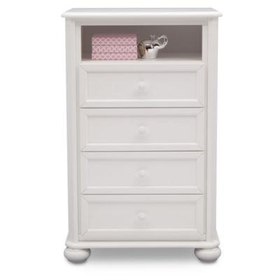 Simmons Peyton 4-Drawer Nursery Dresser