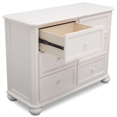Simmons Peyton 6-Drawer Nursery Dresser