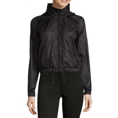 Rewind Hooded Lightweight Softshell Jacket-Juniors