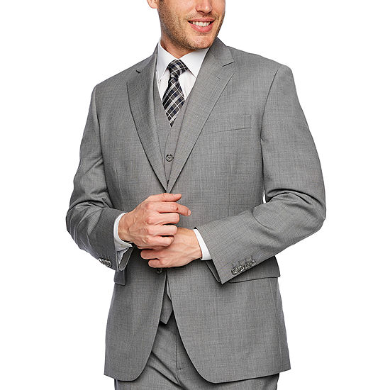 Stafford Executive Classic Fit Suit Jacket