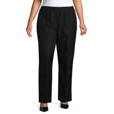 Alfred Dunner® Classic Pull On Pants - Plus