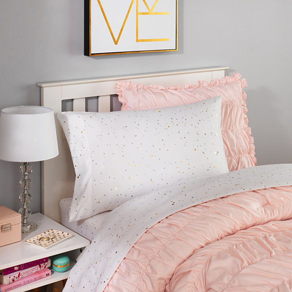 Frank and Lulu Moon Dust Metallic Sheet Set