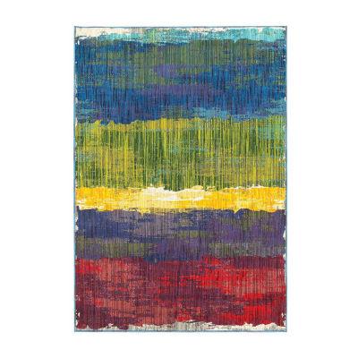 Covington Home Jocelyn Palette Rectangular Indoor Rugs