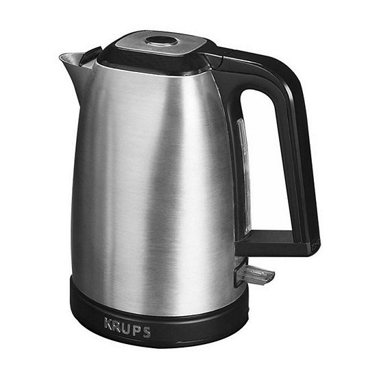 Krups Bw311050 Cordless Stainless Steel Electric Kettle