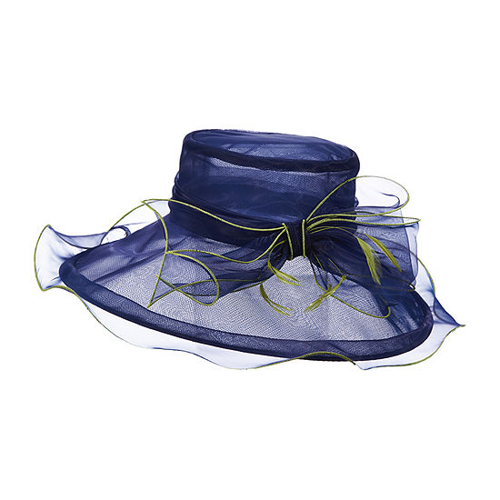 Scala Organsa Big Brim Derby Hat