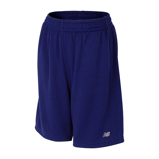 New Balance Boys Mid Rise Basketball Short - Preschool