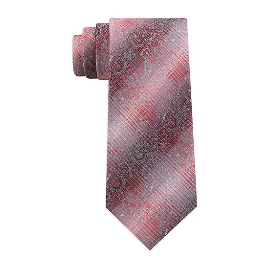 Van Heusen Xlong Paisley Tie