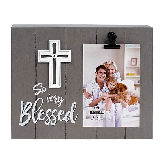 Blessed 1-Opening Tabletop Frame