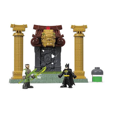 Imaginext Dc Super Friends Batman Ooze Pit, One Size