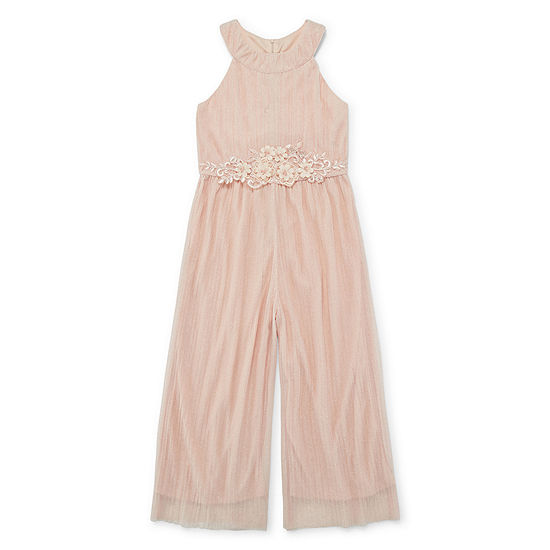 Love Jayne Girls Jumpsuit - Big Kid