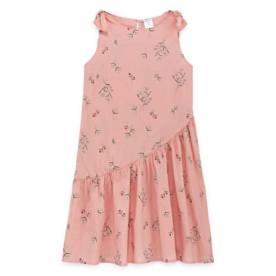 Peyton & Parker Sleeveless A-Line Dress Girls