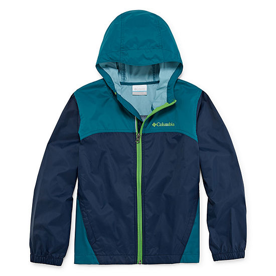 Columbia Boys Lightweight Raincoat Big Kid