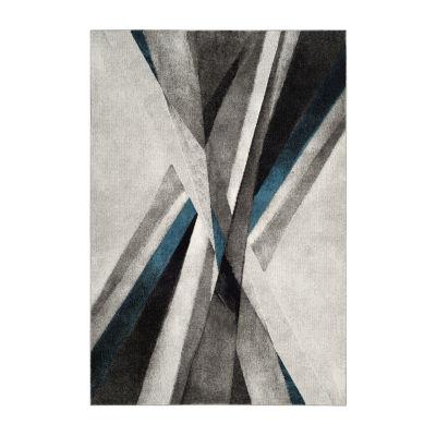 Safavieh Hollywood Collection Richard Abstract Area Rug
