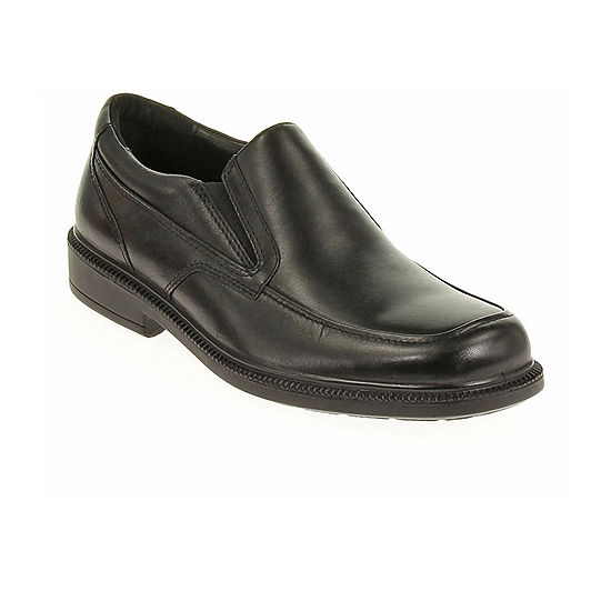 9172fdc46ea22 Hush Puppies Leverage Mens Waterproof Slip On Shoes JCPenney