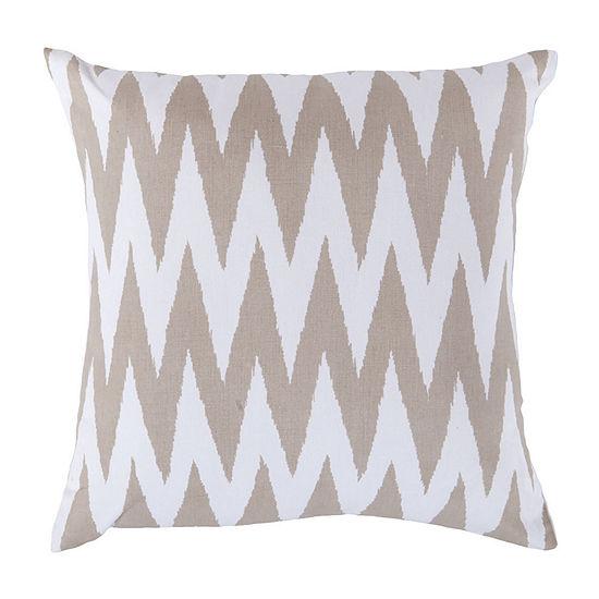 Decor 140 Dali Square Throw Pillow